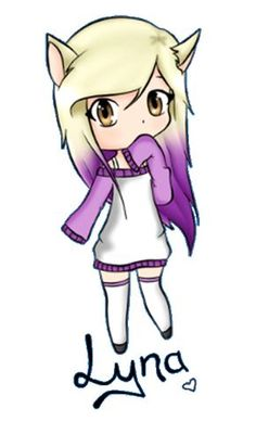 Lyna Vallejos | Youtuber Anime Chibi, Kawaii Anime, Heartbeat Tattoo With Name, Cool Avatars, Cartoon Coloring Pages, Cartoon Design, Cute Characters, Japan, Anime Art Girl