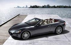 Maserati Gran Turismo Spyder