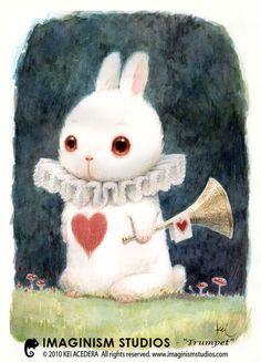 Queen of Hearts bunny? :-*