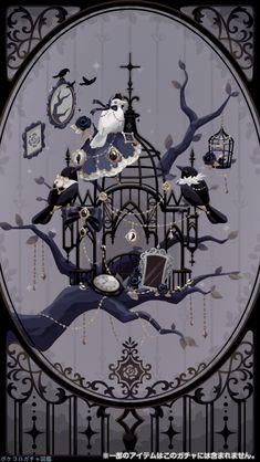 ポケコロガチャ図鑑 Image Fun, Witch Art, Pretty Wallpapers, Cellphone Wallpaper, Cute Images, Cute Illustration, Cute Drawings, Cool Artwork, Textures Patterns