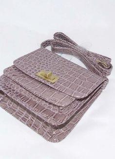 Kup mój przedmiot na #vintedpl http://www.vinted.pl/damskie-torby/torby-na-ramie/9977052-nowa-wrzosowa-torebka-w-krokodyla-skora-atmosphere