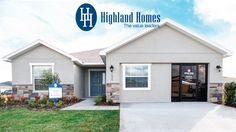Take a virtual tour of the Serendipity by Highland Homes - Florida new homes designed for your life! The Serendipity boasts sq. of modern open living space and includes 3 bedrooms, 2 baths, 2 car garage and a covered lanai.