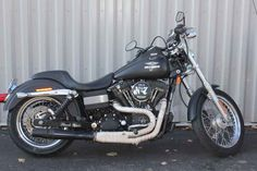 Used 2006 Harley-Davidson FXDBI - Dyna Street Bob Motorcycles For Sale in Missouri,MO. 2006 Harley-Davidson FXDBI - Dyna Street Bob, 2006 Harley-Davidson® Dyna® Street Bob This one might take you back to the middle of the century when riders looking for a little extra speed and a unique custom look on a Harley® started stripping off the shiny parts. Check out the raked front end, solo seat and Black Denim paint option. Now get ready to put two fists in the wind, courtesy of factory ape…