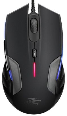 Gaming Mouse Sentey® Nebulus Pc Laser Mmo/rts/fps / 3200 DPI / 9 Weight Tuning Cartridges / 4 DPI Levels / Programmable Software / / 4 D...