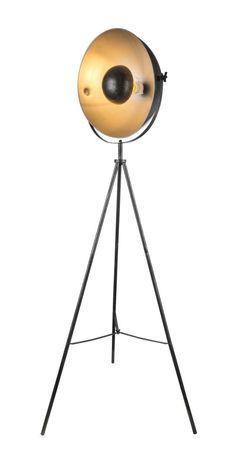 Βιομηχανικό στιλ!! Sandro, Tripod Lamp, Floor Lamp, Home Appliances, Industrial, Home Decor, Products, Speech Balloon, House Appliances