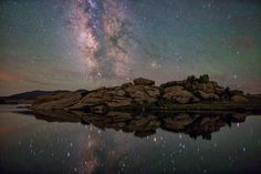 Eleven Mile Reservoir Milky Way