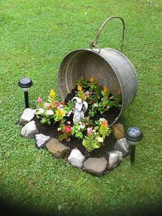 Let's do this Courtyards, Flower Ideas, Garden Ideas, Scenery, Paisajes, Yard Ideas, Landscape, Internal Courtyard, Landscaping Ideas