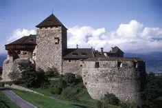 Vaduz castle Liechtenstein country profile