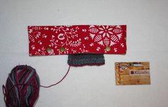 Universaltäschchen - Nadelspieltasche  Nadelhalter Nadelwächter - ein Designerstück von Kaepseles bei DaWanda