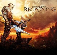 Kingdoms of Amalur: Reckoning has come to RI.  It's more than a game. I'ts a business that requires management. Sad to see.