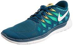 Nike Herren Laufschuhe grün 44 - http://on-line-kaufen.de/nike/44-eu-nike-free-5-0-642198-unisex-laufschuhe-4
