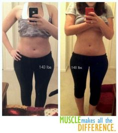 Too many people worry about a number on a scale.  The results speak for themselves. Get it girl!