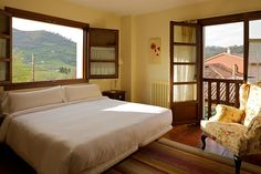 Hotel Casa de la Veiga #habitacion #grado #asturias #peregrinos #caminodesantiago