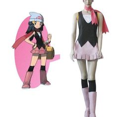 pictures of pokemon outfits | Pokemon Cosplay Costumes & Popular Cosplay: Have Fun with Dawn ...