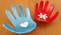 diy vide poche facile pour maternelle Diy Vide Poche, Father's Day, Blowing Up Balloons