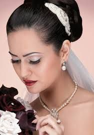 Brides — By Harriet - Accessories To Feel Confident & Look Fabulous In Bridal Hair And Makeup, Hair Makeup, Bridal Jewelry Vintage, Bridal Jewellery, Wedding Tiaras, Asian Bridal, Bridal Tiara, Bridal Hair Accessories, Hair Designs