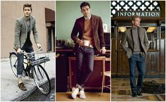 outfit grid how to wear a sports jacket with jeans denim suit formal casual mens
