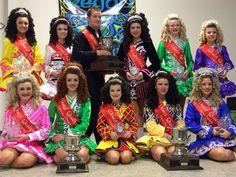 Amazing Regan Rankin Academy of Irish Dance 2014 World Qualifiers