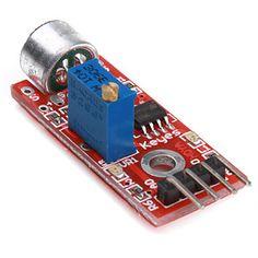 Electronics+DIY+(For+Arduino)+Microphone+Sound+Detection+Sensor+Module+–+USD+$+2.99