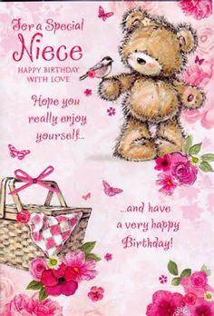 Happy Birthday Niece Messages Friend Images Quotes