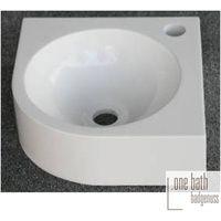 one bath Eckwaschtisch 30 x 30 cm (T360) 79,00