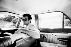 Clint Eastwood photographed by Lawrence Schiller in Durango, Mexico, 1969.