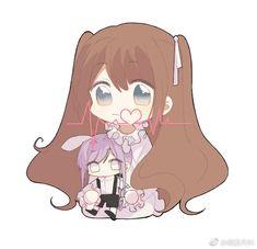 Vampire Sphere, Reborn Katekyo Hitman, Chibi, Kawaii, Anime, Art, Art Background, Kawaii Cute, Anime Shows