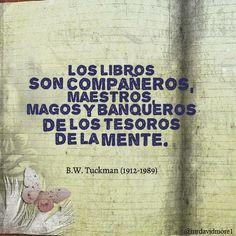Los libros son como espejos: mirándonos en ellos descubrimos quiénes somos. José Luis de Villalonga (1920-2007) Escritor y actor español.
