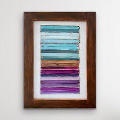 Rothko Art, Hummingbird Art, Reclaimed Wood Art, Watercolor Landscape Paintings, Wood Sculpture, Bird Prints, Metal Wall Art, Painting On Wood, Framed Art