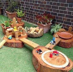 Great Photos preschool curriculum reggio Suggestions Coming from understanding just what exactly sounds letters produce so that you can counting to help toddler is all Natural Playground, Outdoor Playground, Childcare Rooms, Childcare Environments, Preschool Rooms, Preschool Curriculum, Homeschool, Outdoor Play Spaces, Small World Play