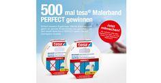 500 Tester für Malerband PERFECT von tesa