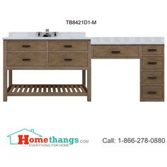 Photos Of Best Deal Sagehill Designs Toby Modular Single Bathroom Vanity with Drawers and Makeup