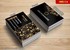 Compre Cartão de Visita Grupo Hinode. Gráfica Online Cartões mais lindos do Brasil.