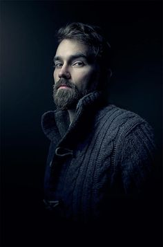 Portrait of Gérard by Quentin De Meuter on 500px