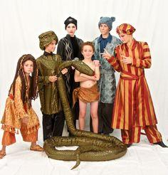 costumes jungle book theatrical - Google Search