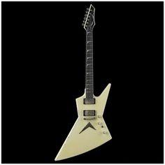 Guitare Electrique Signature Dave Mustaine Dean Guitars USA ZERO XO