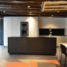 Design Loft ; One island kitchen in cement by RiFRA. click here to see more: http://www.rifra.com
