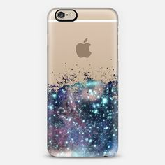 Dipped in Galaxy Stars iPhone 6 case by Organic Saturation Cheap Iphone 7 Cases, Iphone 6 Cases, Cute Phone Cases, Iphone 6 Plus Case, Phone Covers, Smartphone Iphone, Coque Iphone 4, Accessoires Iphone, Tablet