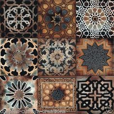 Old World Art Tile Kitchen Back Splash Ceramic Mosaic Turkish Mediterranean | eBay