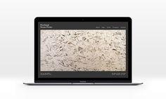 Website design, Portland Stone Firms, Isle of Portland, England.