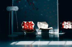 Antibodi, armchair by Patricia Urquiola, 2006 for Moroso
