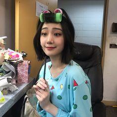 minkyeung - hinapia / ex pristin Bff Girls, I Love Girls, Kpop Girls, South Korean Girls, Korean Girl Groups, Pristin Roa, Kim Min Kyung, Pledis Entertainment, Face Claims