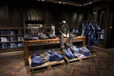 denim merchandising - Google Search