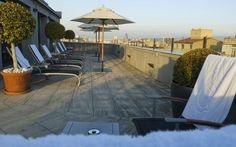 AC Diplomatic Hotel, Barcelona Terrace