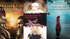 Classifica libri 2016: tripudio di new entry con Manfredi, Sánchez, Ratzinger, Pansa ed Emma Marrone