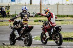 Aradul va gazdui etapa cu numarul trei a Campionatului Mondial de Supermoto 2014 in data de 16-18 Mai 2014, pe circuitul VIK Power. In paralel se va d