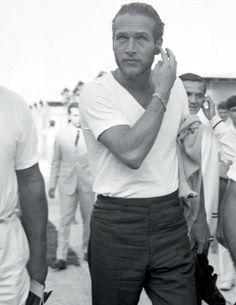 Paul Newman sexy ass