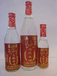 RICE WINE - FUNG WONG KAO LIANG BEE CHIEW