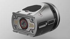 ArtStation - Bionic Arm Design WIP, Edon Guraziu
