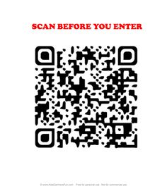 Pin by KidsCanHaveFun.com on QR Codes for Kids, Classroom